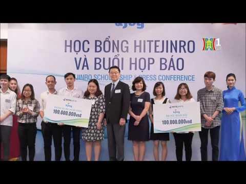 HITEJINRO NEWS on Hanoi TV   dated 12 May 2017