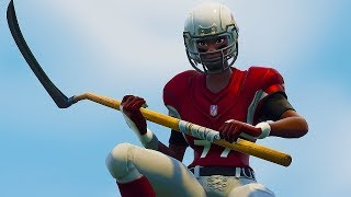 Fortnite-NEW NFL SKINS!! SPECIAL SKINS AMERICAN FOOTBALL!!