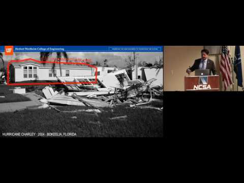 The Role of Emerging Technology in Reducing Windstorm Impacts — Forrest Masters