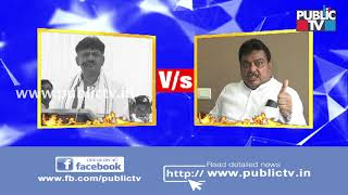 Who Is DK Shivakumar To Apologize In Lingayat Religion Issue, Asks MB Patil