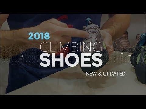 2018 Climbing Shoe Roundup - 40 models