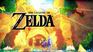 Calm and Happy Music from The Legend of Zelda