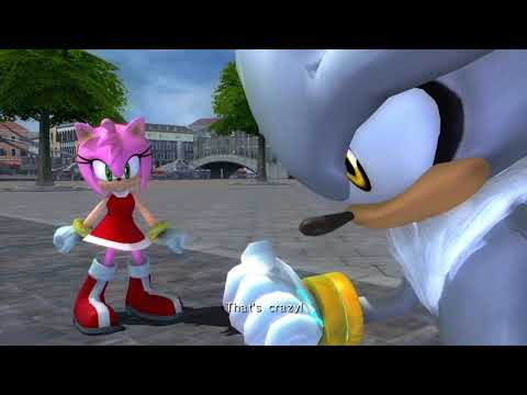 Let's Play Sonic 06 Episode 30 Thank God for Failed Recordings