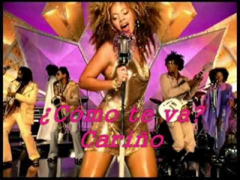 Beyoncé (Foxxy Cleopatra): Work it Out en español