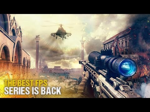 Обзор игры Modern Combat 5: Blackout - Шикарная Графика, но не более ...