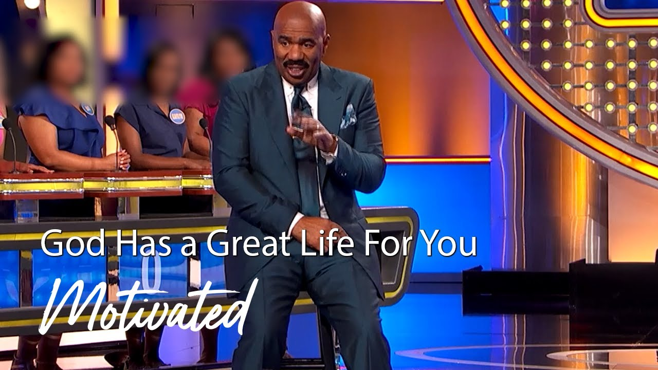 God Has a Great Life For You | Motivated