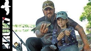 Рыбалка на фидер . Дочь обловила отца в 10раз)Ловля карася. ОТЛИЧНЫЙ СЕМЕЙНЫЙ ОТДЫХ