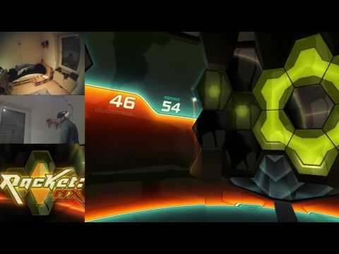 Racket NX - Virtual Reality Arcade Space Sport