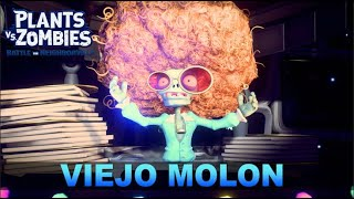 ¡VIEJO MOLÓN! - Plants vs Zombies: Battle for Neighborville