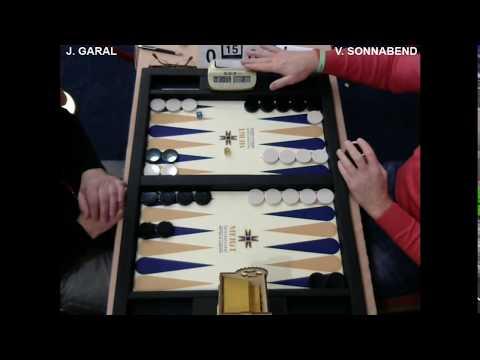 3rd Merit Open Montenegro J. Garal & V. Sonnabend (Win)