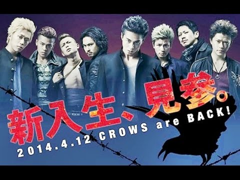 Crows Explode Crows Zero 3 Final Battle Youtube