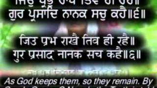 """Sukhmani Sahib"" Full Path Hindi/Punjabi Captions & Translation"