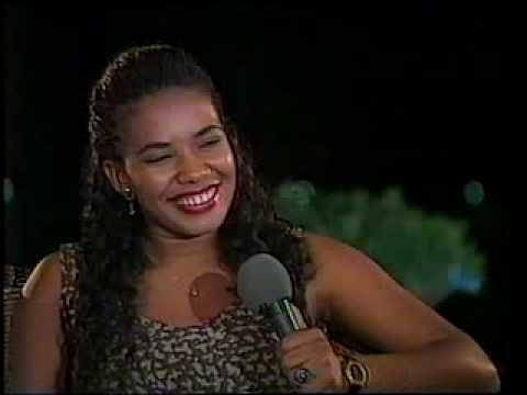Margareth Menezes - Faraó - TV Manchete - 1993