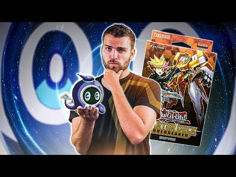 *NEW* YuGiOh CODE BREAKER Starter Deck Opening & Review! | Linkuriboh the Best Kuriboh?