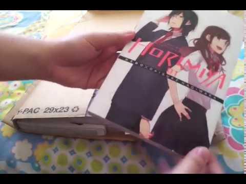 [UNBOXING] The Book Depository - Manga Haul #1