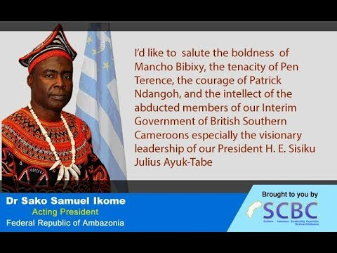 If You Missed it, Here is the Full Power Points from the Address of H. E President Samuel Sako!