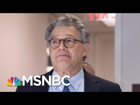"Reporter On Senator Al Franken: Allegations ""Flabbergasted"" Minnesotans  Andrea Mitchell  MSNBC"