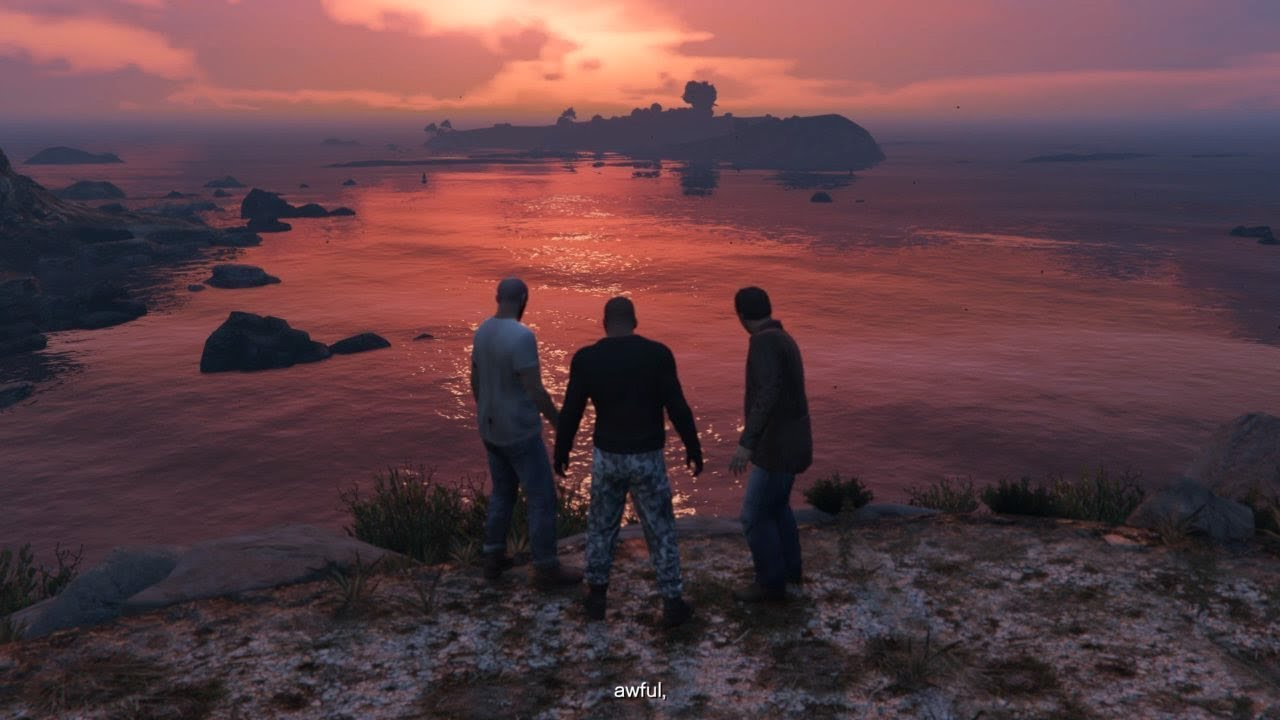 GTA 6 Multiple Endings
