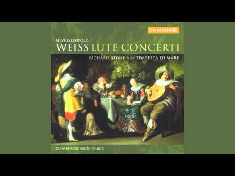 Weiss - Lute Concerti