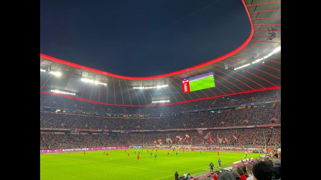 Allianz Arena Blöcke