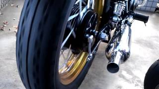 Repeat youtube video Kawasaki W800 BEET JAPAN INDUSTRY NASSERT TRAD-V (Titanium Exhaust)