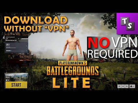 How to Download & Play PUBG PC Lite without using VPN 🔥🔥