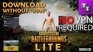 Download lagu How to Download & Play PUBG PC Lite without using VPN 🔥🔥
