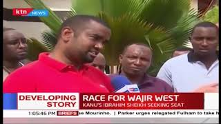 Final day Wajir West campaigns ahead of Thursday poll
