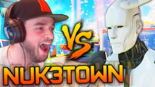 "Black Ops 3 - NUKETOWN ""ZOMBIES"" CHALLENGE! (Custom Mini Game!) w/ Ali-A"