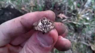 Metal Detecting Iowa's History #4 - Neighbors Yard Round 2