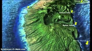 Molokai Island Tour