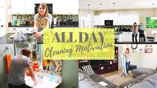 QUICK HOUSE CLEANING MOTIVATION // CLEANING MOM