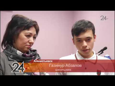 Юный артист из Альметьевска покорил Дубаи татарской песней