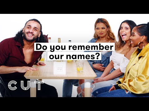 Speed Date With Three Women | Truth Or Drink | Cut