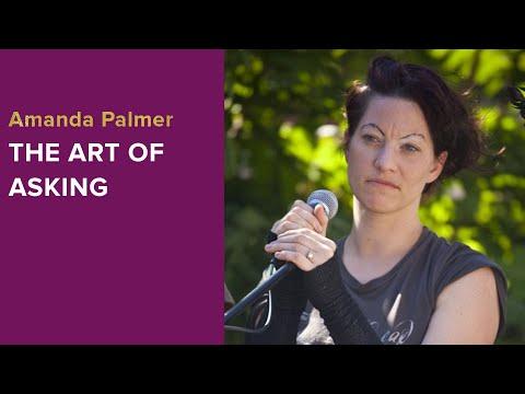 Amanda Palmer: A Courageous and Powerful Teacher for Women