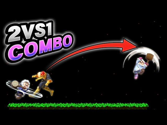 How Was This 2vs1 Combo Possible?! [SMASH REVIEW #74]