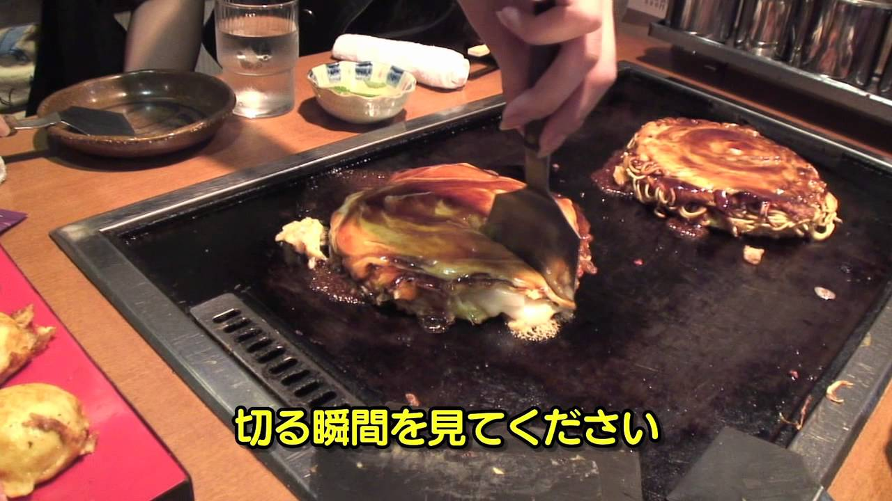 驚奇日本:大阪著名美食大阪燒【ビックリ日本:大阪の名物 ...