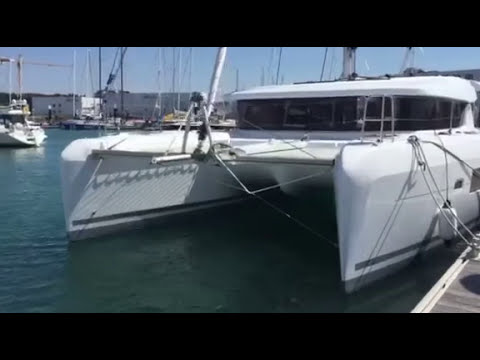 Lagoon 42 'SEA SKY' - Les Sables - Lisboa