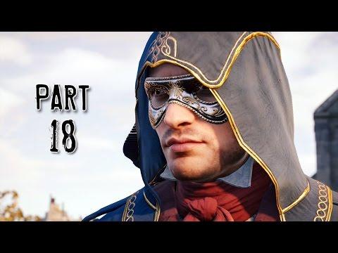 Assassin's Creed Unity Walkthrough Gameplay Part 18 - Bottom Of The Barrel (AC Unity)