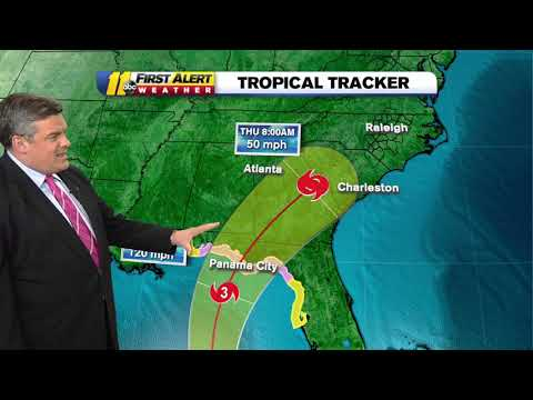 Hurricane Michael: Storm expected to strengthen as it heads toward coast