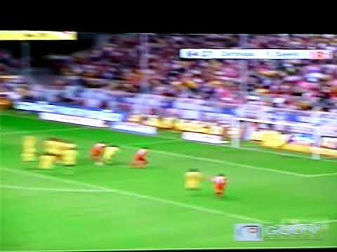 Franck Ribery - Bayern Munich vs Dortmund