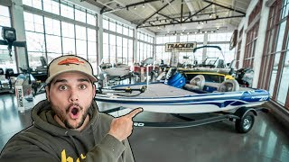 I BOUGHT A NEW BOAT!!!