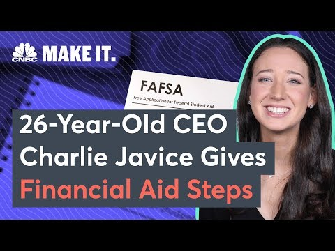 How To Get The Most Financial Aid For College
