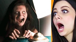 Reacting To The Scariest Videos on YouTube