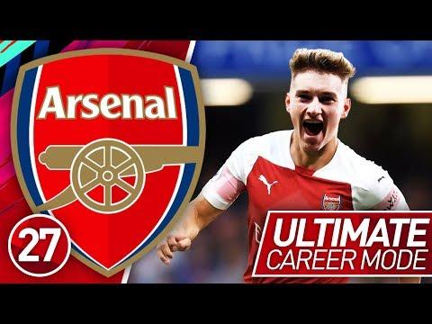 Fifa 19 Arsenal Career Mode 26 Inaki Williams Debut Ultimate