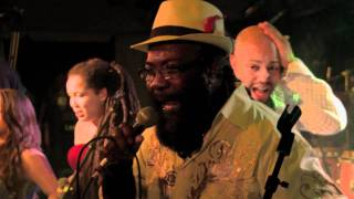 Denroy Morgan- I'll Do Anything For You (Feat. The Alchemystics) live Strangecreek 2011