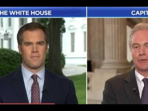 Chris Van Hollen Accuses Trump Of Interfering With Russia Investigation