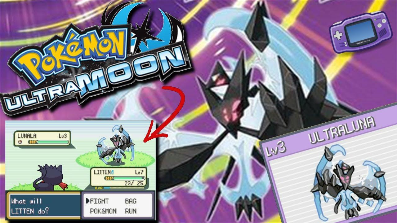 descargar pokemon sol y luna para gba en español