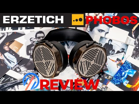 Erzetich Phobos Review - The Goliath Of Headphones