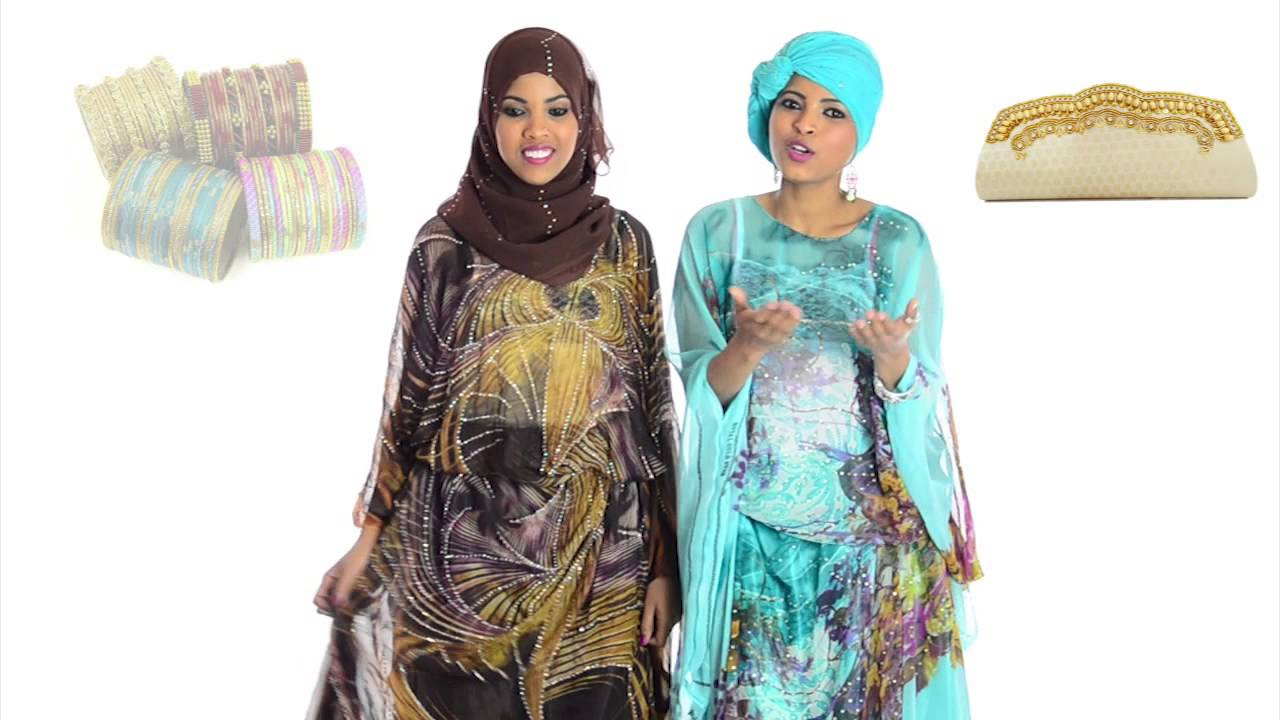 Shop Somali Clothing Online - YouTube